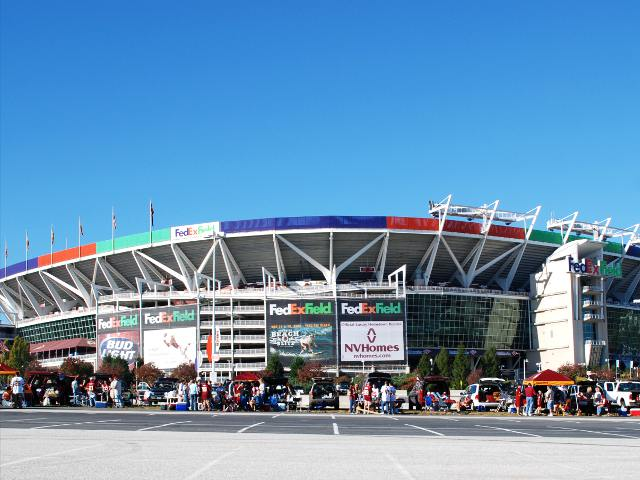 FedEx Field: Home of the Washington Redskins