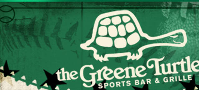 Washington Redskins Greene Turtle