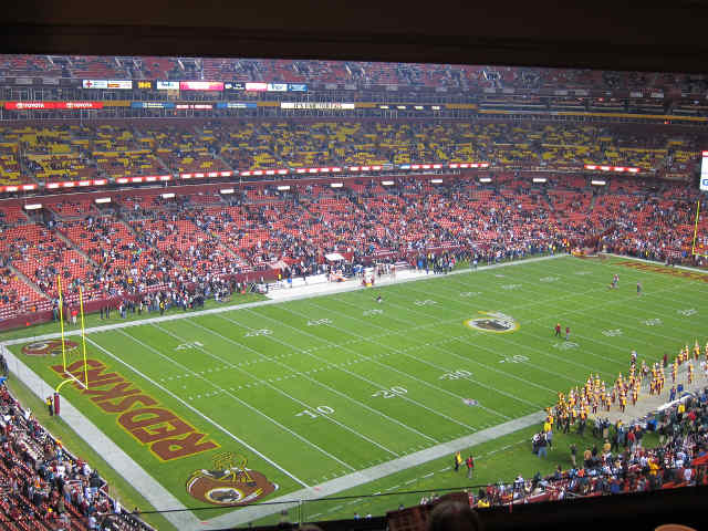 Washington Redskins Suites